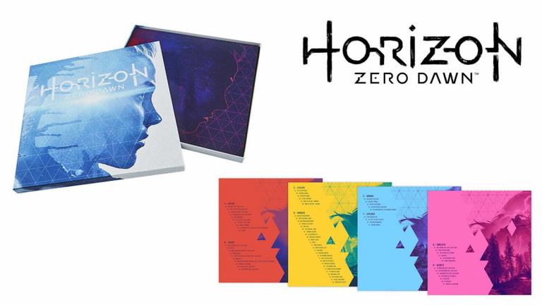 Horizon : Zero Dawn - Le coffret de vinyles collector est disponible en précommande