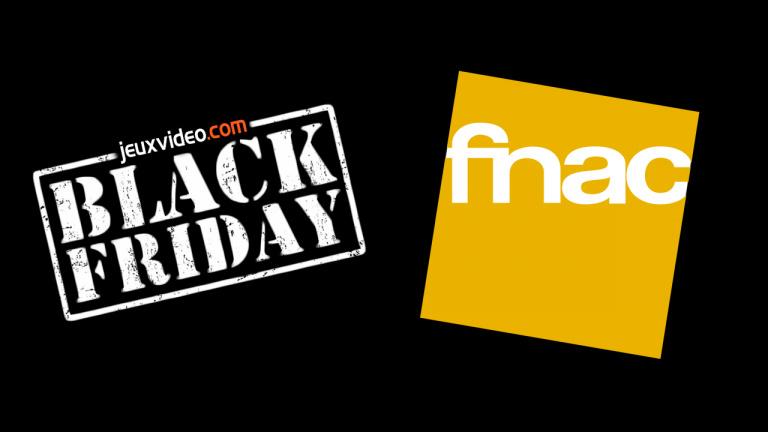 Black Friday : Une console + un jeu ou un accessoire = -10% supplémentaires à la Fnac