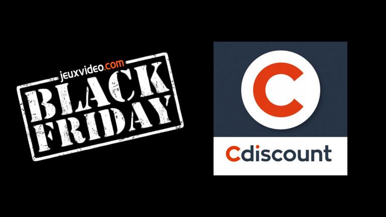 Black Friday : 100€ sur Cdiscount pour l'achat d'une Switch dès 7h
