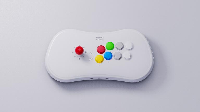 Le Neo Geo Arcade Stick Pro est désormais disponible