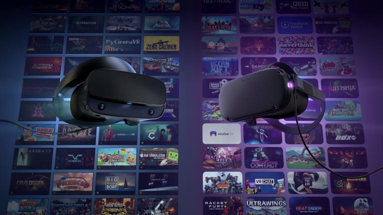 Les ventes de casques VR ont augmenté de 65% en France en 2019 selon l'IDATE