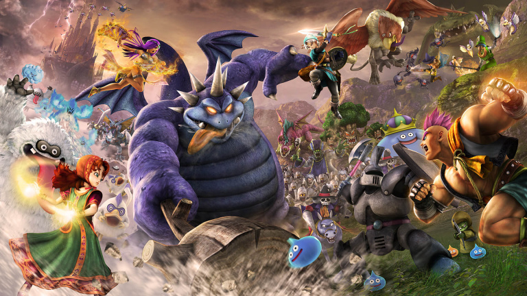 Dragon Quest Heroes 3 : Un responsable de Koei Tecmo évoque une potentielle suite