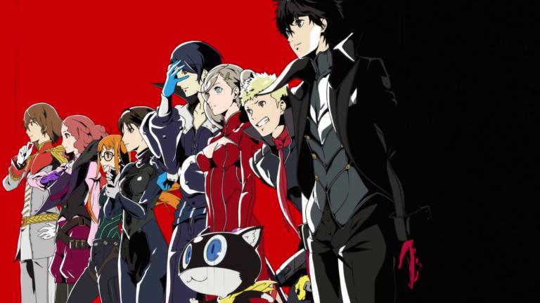 Persona 5 : Plus de 3 millions de copies distribuées dans le monde