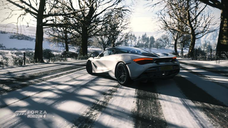 Forza Horizon 4 : Playground Games offre une voiture par jour en décembre