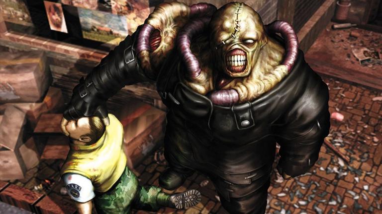 Resident Evil 3 Remake : des visuels apparaissent sur le PSN