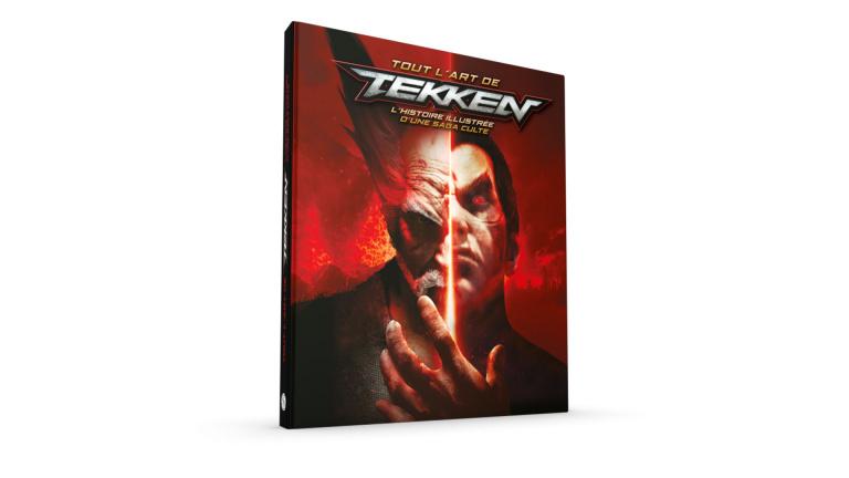 Tekken se raconte dans un ouvrage dédié