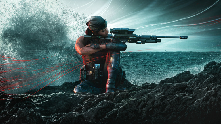Rainbow Six Siege lance l'Opération Shifting Tides