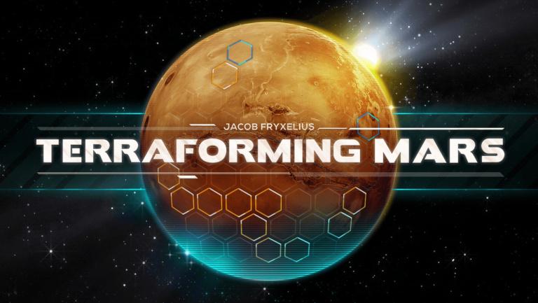 Terraforming Mars est enfin disponible sur mobiles