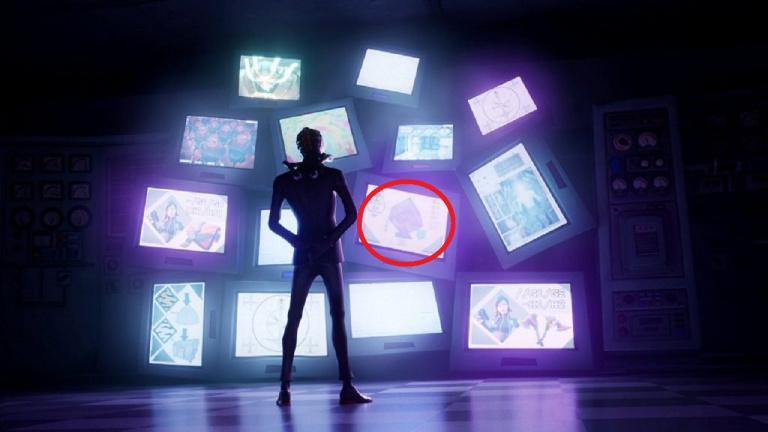 Fortnite, Chapitre 2, saison 1 : trouver l'EXP cachée sur l'écran de chargement Éveil du Chaos