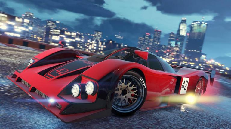 GTA Online - Un véhicule gratuit et des Épreuves Casse-Cou double XP