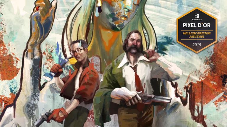 Pixel d'Or : Meilleure direction artistique 2019