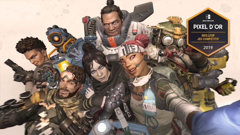 Pixel d'Or : Meilleur jeu compétitif 2019