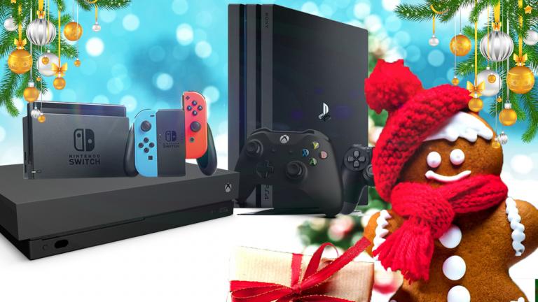 Sélection des meilleurs packs consoles pour Noël 2019