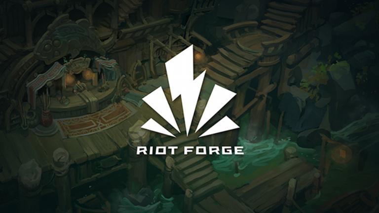[MàJ] Riot Games se lance dans l'édition de jeux vidéo avec Riot Forge