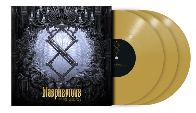 Blasphemous : L'OST sur 3 vinyles en précommande