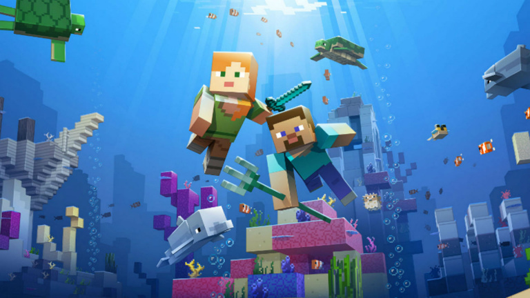 Minecraft : 100 milliards de vues sur YouTube en 2019