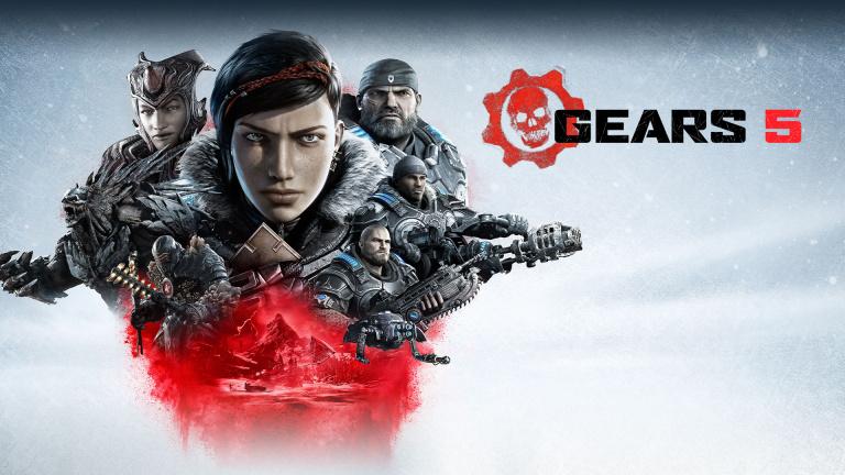 Gears 5 : L'OST au format vinyle arrive en février