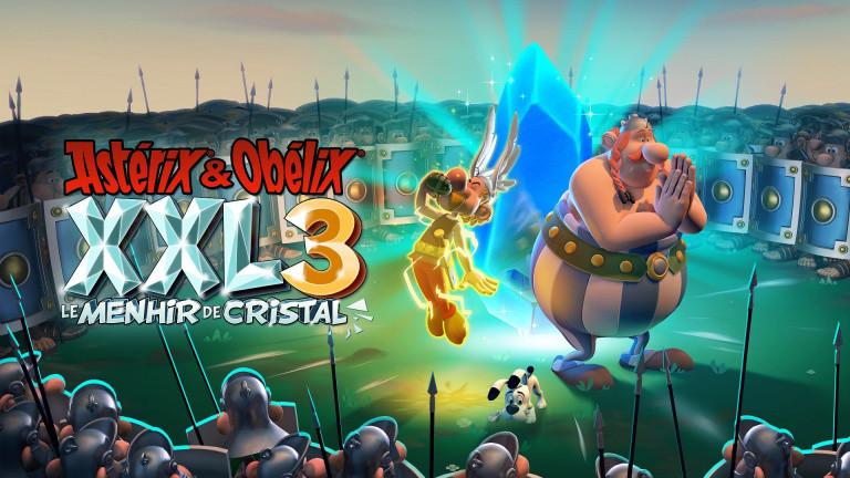 Astérix & Obélix XXL 3 et le Menhir de Cristal : notre soluce complète !