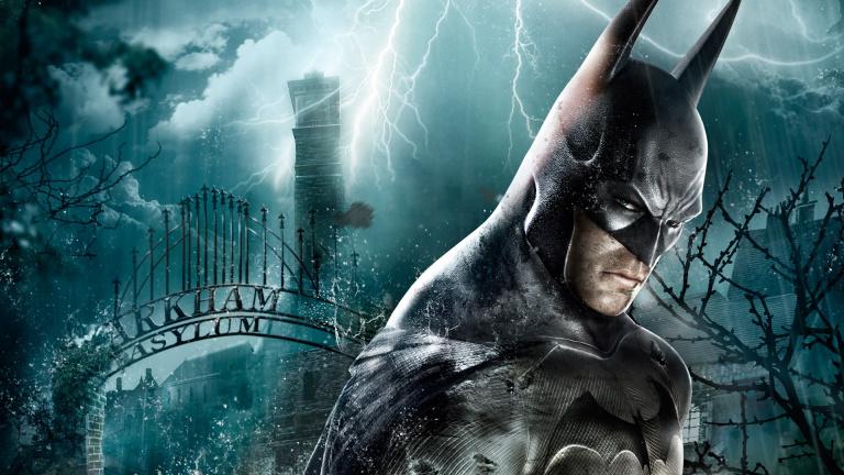 Des concepts art de Batman Arkham Asylum refont surface