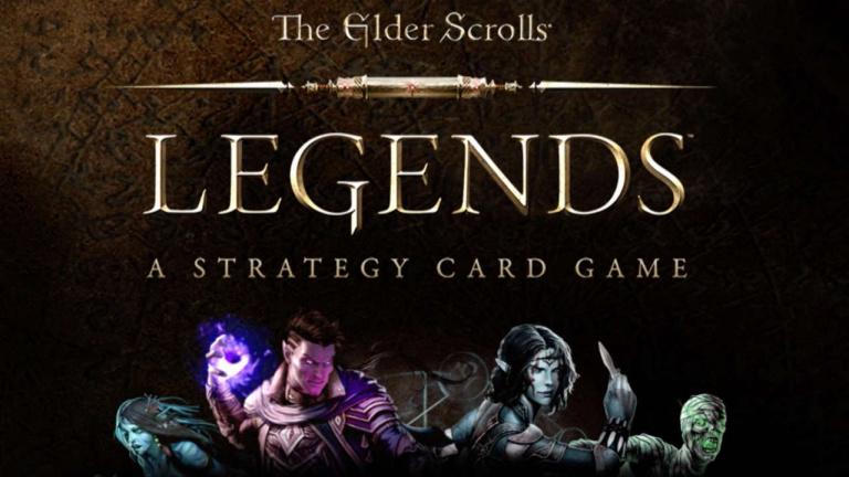 Bethesda met l'avenir de The Elder Scrolls Legends entre parenthèses