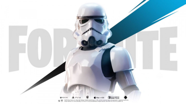 Fortnite diffusera une scène de Star Wars IX en jeu