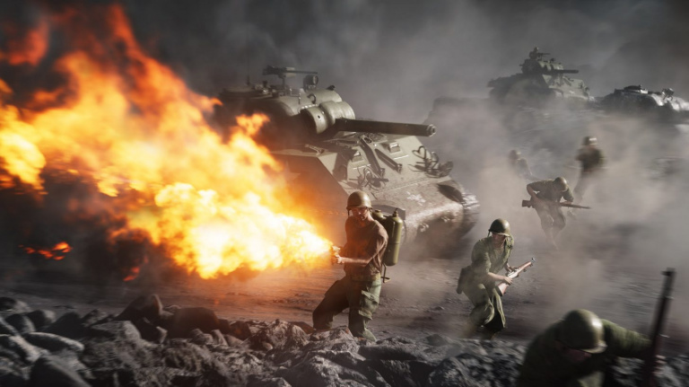 Battlefield V : les Community Games sont disponibles
