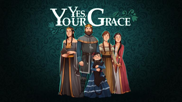 Yes, Your Grace : Le premier chapitre accessible gratuitement