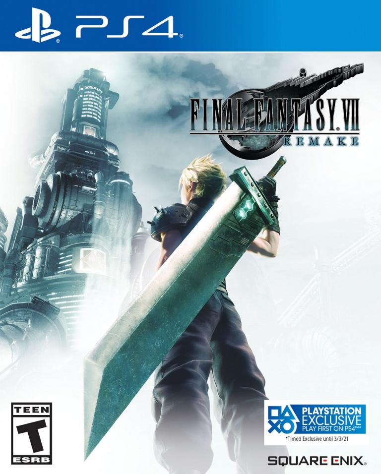 Final Fantasy 7 Remake est une exclusivité PS4 jusqu'au 3 mars 2021