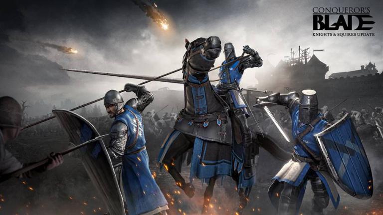 Conqueror's Blade date Wrath of the Nomads, sa seconde saison