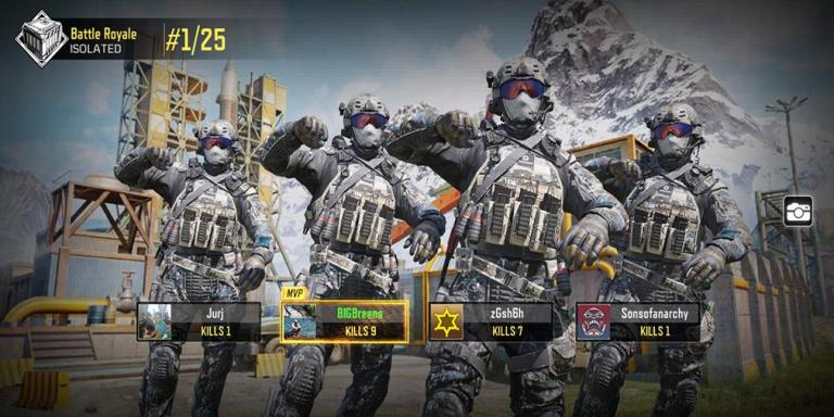 Call of Duty Mobile, saison 2 : Mission Le véhicule de parade apparaît, défis, liste et guide complet