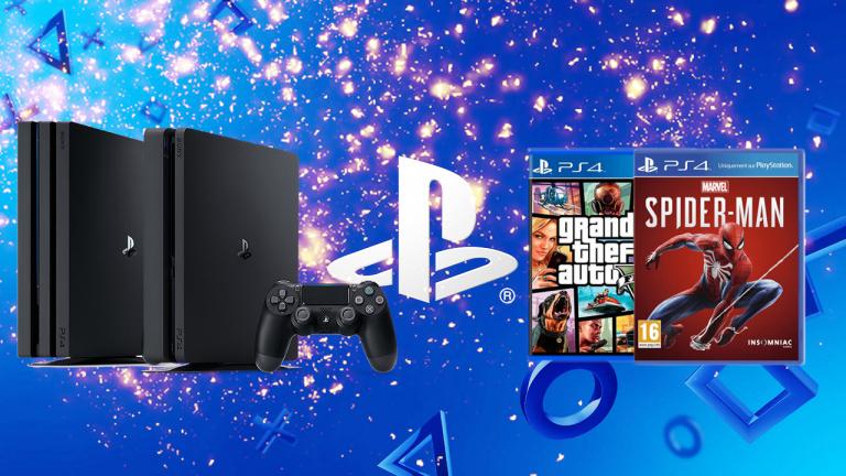 Jusqu'à -50% sur une sélection PlayStation spéciale Noël!
