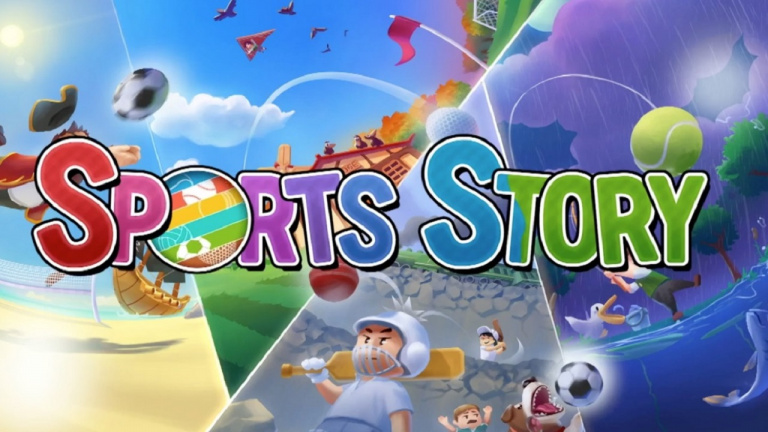 Nintendo et Sidebar Games annoncent Sports Story