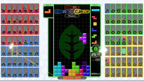 Tetris 99 accueille le mode Bataille par Équipes avec une mise à jour gratuite