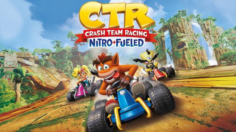Crash Team Racing Nitro-Fueled embraye sur le Grand Prix Festival de l'Hiver