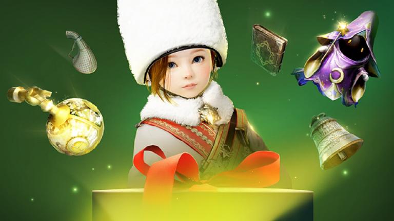 Black Desert Online gâte ses joueurs avec Holiday of Fortunes
