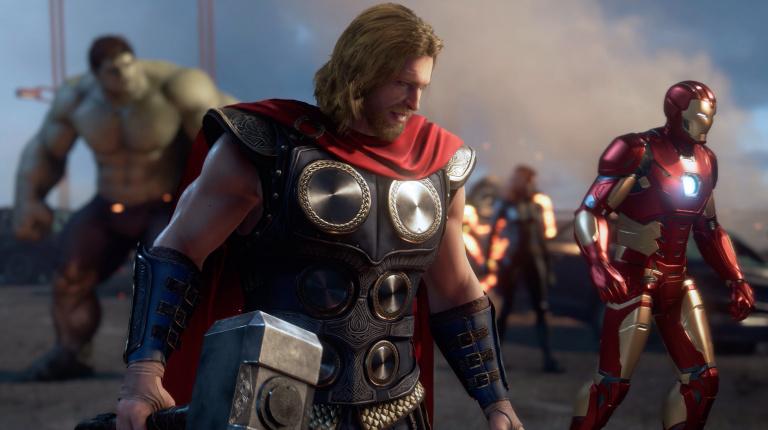 Marvel's Avengers : Avant le roman, les comics en préquelles