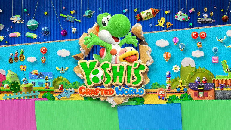 Yoshi's Crafted World : soluce 100%, boss, défis post-fin, astuces… tous nos guides