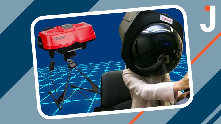 VR : Quand les années 90 nous promettaient le futur