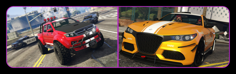 GTA Online - Le Diamond Casino & Hotel est prêt à se faire dévaliser