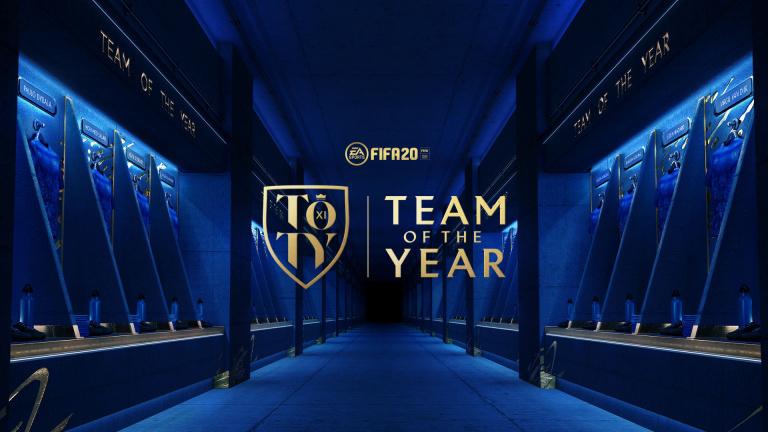 FIFA 20 - Les nommés pour l'Équipe de l'Année sont annoncés