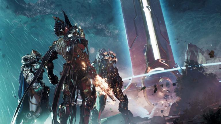 Le tout premier jeu PS5 dévoilé en vidéo — Godfall