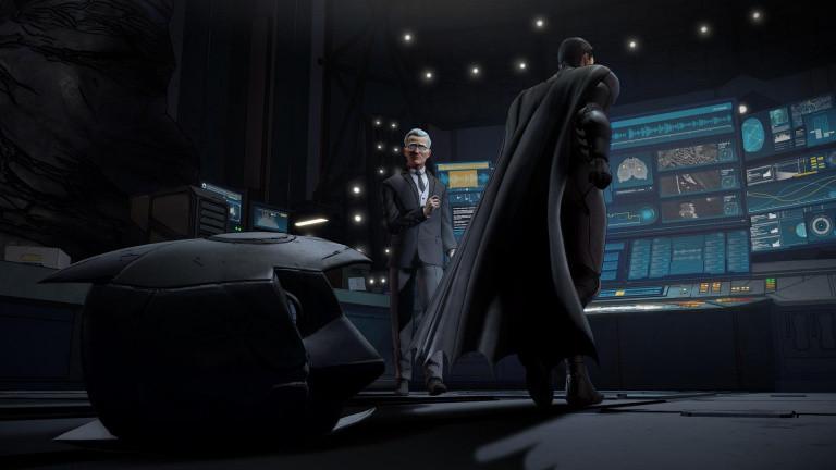 Telltale Batman Shadows Edition : Un lifting pour Bruce Wayne