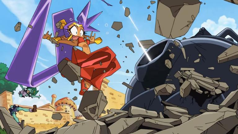 Shantae and the Seven Sirens arrivera au printemps 2020