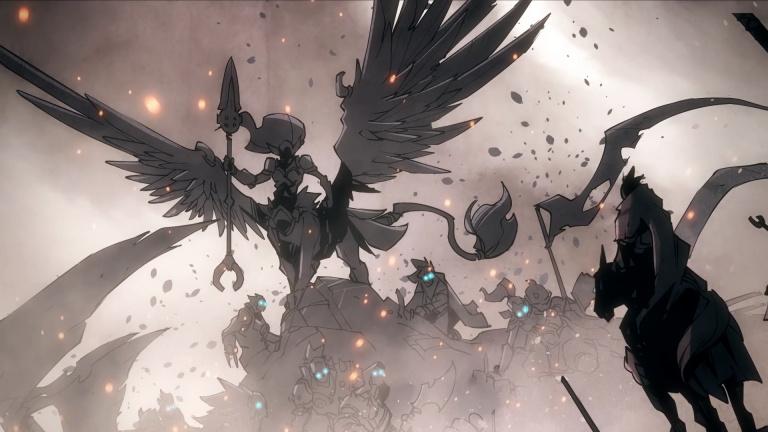 Chapitre 10 - Le Coeur d'Eden - Soluce Darksiders Genesis, guide, astuces,  tutos - jeuxvideo.com
