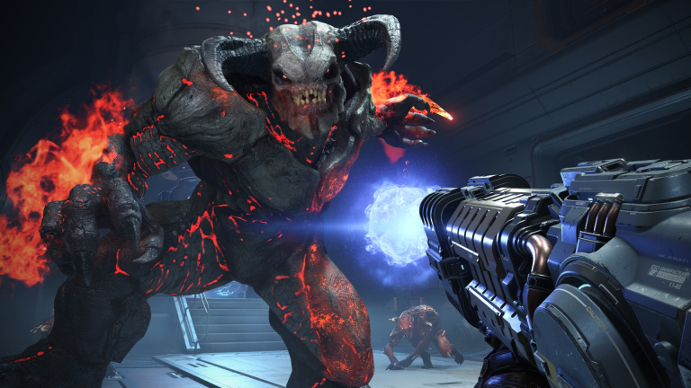 Doom Eternal : Il sera possible de placer l'arme au centre de la vue