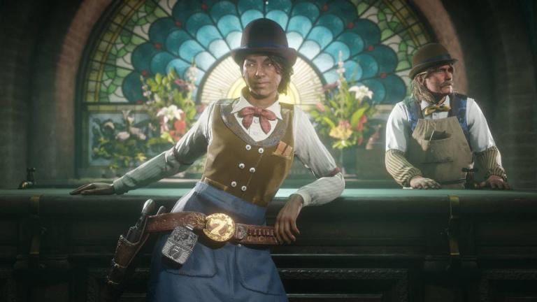 Red Dead Online - Le nouveau métier et le Battle-Pass 2 sont disponibles