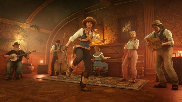 Red Dead Online - Du contenu bonus en accès anticipé sur PlayStation 4