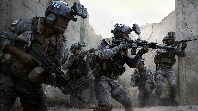 PS Store : Call of Duty Modern Warfare conserve le trône en novembre
