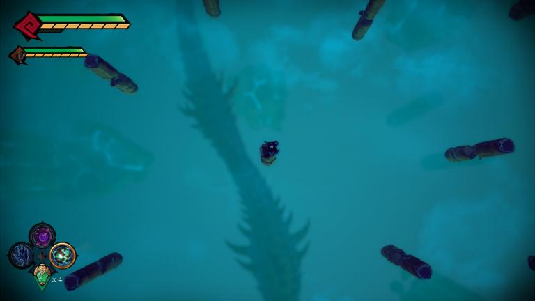 Le Néant - Le parcours de Leviathan