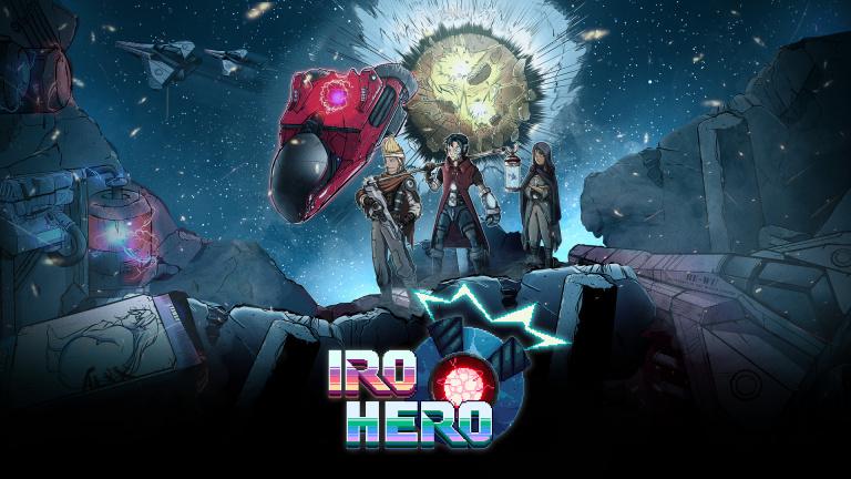 Iro Hero : Sortie sur PS4 et Xbox One cette semaine